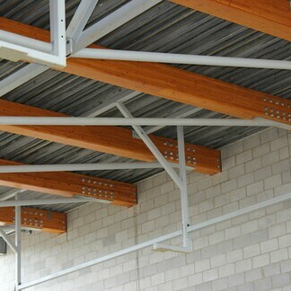 Beam Craft Mass Timber Installers In Alberta Canada