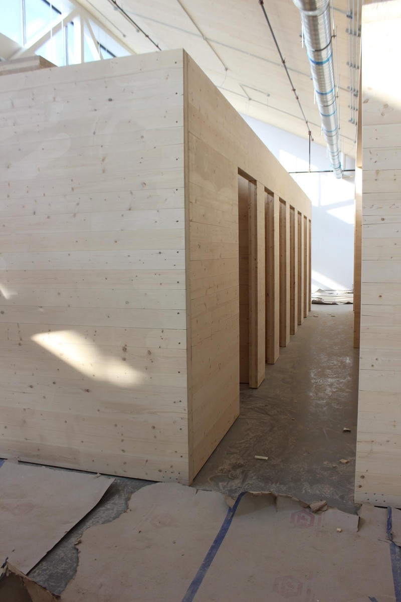 Cross Laminated Timber Clt Installers In Alberta Western