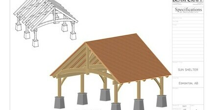 Looking for an outdoor timber shelter?